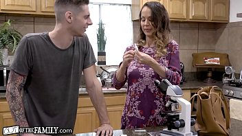 OutOfTheFamily Hot MILF Fucks With The Boy Next Door After A Negative DNA Test