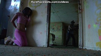 Girls hostages naked Hard gangbang with freed hostage