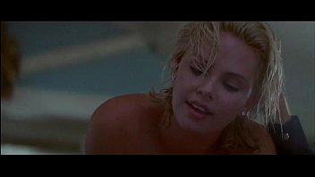 Charlize Theron in  2 Days In the Valley -1996