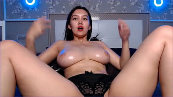 Big tits japanese girl begging to be fucked