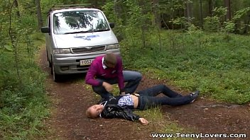Pre-teen pussy camp Teeny lovers - going camping and fucking gianna
