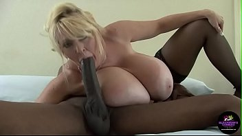 Kayla Kleevage Big Tit Interracial Anal Cream Pie pt 1