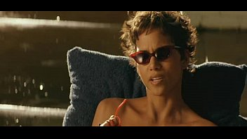 Halle berry sex scences Halle berry in swordfish