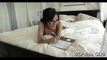Banging with naughty sweetheart
