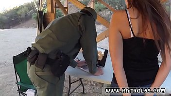 Free hardcore xxx girl girl video Brunette gets pulled over for a thumbnail
