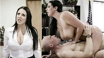 Angela White In Balance Of Power 2