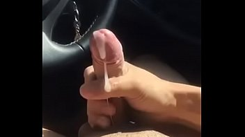 Boy Playing With His Dick