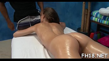 It seems beauty likes the way that man is drilling her anus