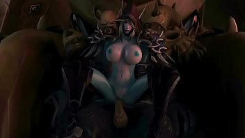 Wow hentai fladh games - Insignious - sylvanas part 1