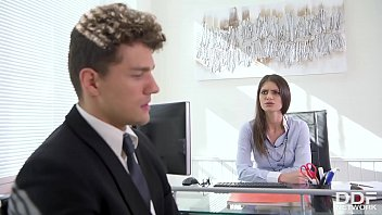 Stud Fucked Real Hard lana Seymour in the Office