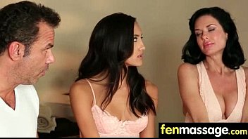 Sexy Masseuse Helps with Happy Ending 8