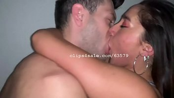 Kyle and Courtney Kissing Saturday