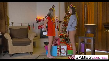 Babes - All I Want For Christmas Is You  Starring  Blue Angel And Gina Gerson Clip
