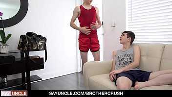 1999 2 gays killed by brothers Brothercrush - massaged hot step bro and he creampies me
