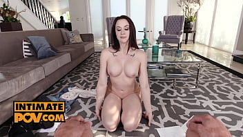 Dirty sex games with busty babe make you cum hard