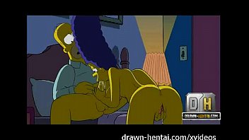 The simpsons cartoon porno - Simpsons porn - sex night