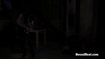 No Escape 2: Watching Whip Session Makes Mistress Horny
