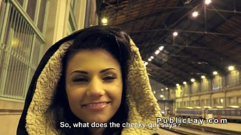 Hungarian amateur from public banged tumblr xxx video