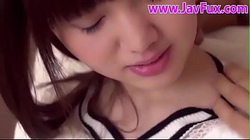 Jav Beautiful face with sexy lingerie.