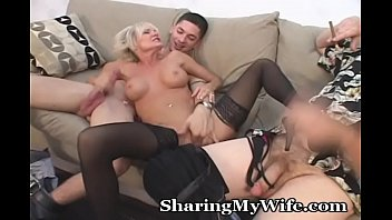 Mature Sweetheart Goes Crazy