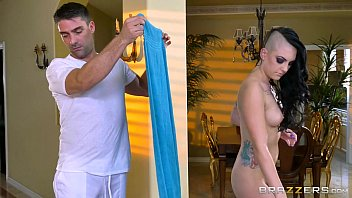 Brazzers - Rachael Madori gets rubbed down