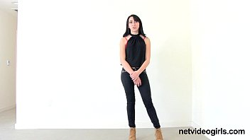 Netvideogirls - Xlya's Calendar Audition