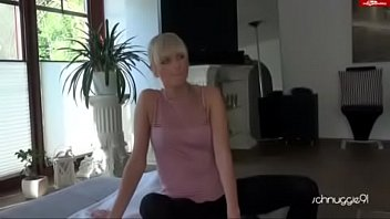 POV Hot Maid wants you to Fuck her tight little pussy while she bends over