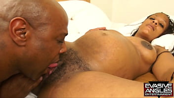 EVASIVE ANGLES Pregnant Kink Dot Com Scene 1. Ebony has one on the way, but that's not stopping her from having sex!
