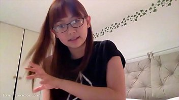 Teen geeks with glasses Harriet sugarcookies latest vlog threesome with mitsuko doll