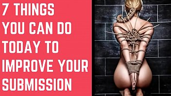 Hypnosis bdsm 7 things you can do to improve your submission