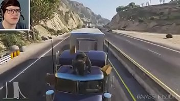 GTA V PC - Simulador de Death Strading (Mods)