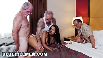 BLUE PILL MEN - Three Old Men And A Latin Lady Named Nikki Kay