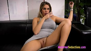 Hom Mom Nicky Brooks loves to Fuck her Son