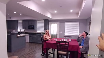 Angry wife cuckolding her husband in pov - Sarah Vandella