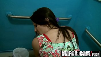 Mofos - Mofos B Sides - His Dick Gets Full-Service at the Station starring Calenita