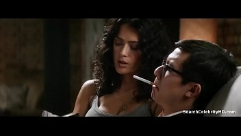 Hayek naked salma sexy - Salma hayek in everly 2019
