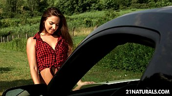 Amir does erotic anal sex in the garden 10分钟
