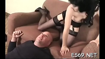 Dominant ladies and compliant sissy boys are having fun