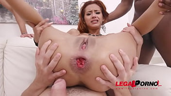 Veronica Leal no holes barred fuck session with DP, DAP and Triple Penetration SZ2537