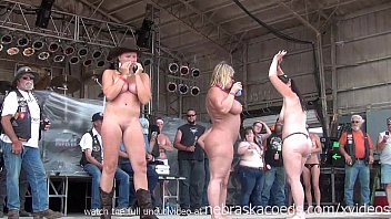 Pics of coeds naked Hot body biker rally contest in algona iowa