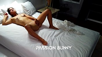 Best orgasm by sexy girl for your pleasure in night time - PassionBunny.art