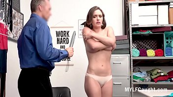 Hot Rich MILF Blackmailed By Cop And f. Fucked- Krissy Lynn