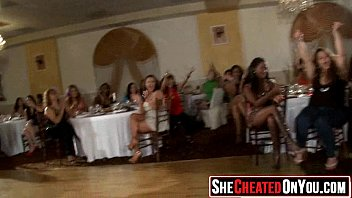 12 Milfs take loads in the face at secret sex party 21