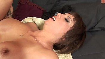Sophia gets herself naked and her pussy wet from her brother-in-law