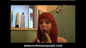 Shower fuck movies Dildo tutorial from miss mariah mars