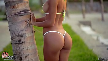 Mens exotic bikini - Hottest chick ever