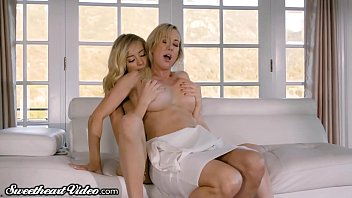 SweetHeart MILF Missionary Brandi Love Lusts For Teen Lesbian