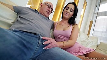 Older shaved pussy Old guy fucks a the younger loren minardi
