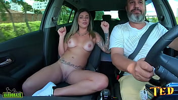 Our 2021 carnival due to the pandemic was on the ride from Ted # 80 with a milf - Manuh Cortez