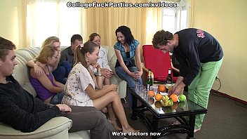 Wild college serority sex partys Crazy group sex at a wild college party